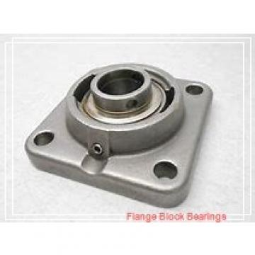 DODGE F4S-IP-203RE Flange Block Bearings