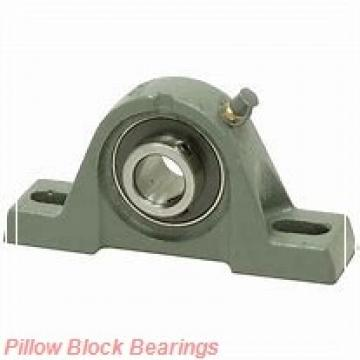 2.438 Inch | 61.925 Millimeter x 4.3 Inch | 109.22 Millimeter x 2.75 Inch | 69.85 Millimeter  QM INDUSTRIES QAAPF13A207SO Pillow Block Bearings