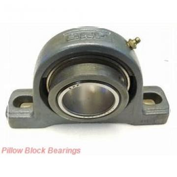 3.5 Inch | 88.9 Millimeter x 5.18 Inch | 131.572 Millimeter x 3.75 Inch | 95.25 Millimeter  QM INDUSTRIES QAAPF18A308SO Pillow Block Bearings