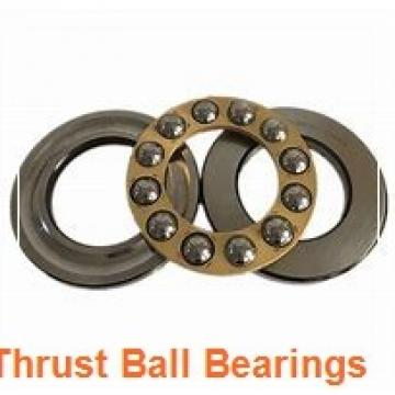CONSOLIDATED BEARING 51111 P/5 Thrust Ball Bearing