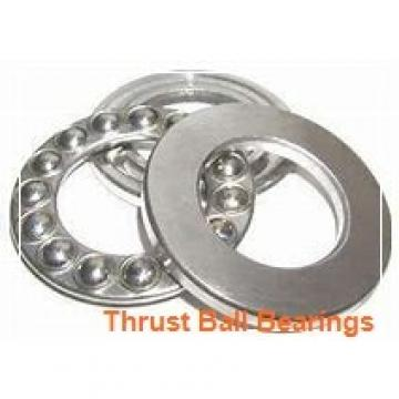 CONSOLIDATED BEARING 51110 P/5 Thrust Ball Bearing