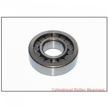 4.331 Inch | 110 Millimeter x 9.449 Inch | 240 Millimeter x 1.969 Inch | 50 Millimeter  CONSOLIDATED BEARING NUP-322 Cylindrical Roller Bearings