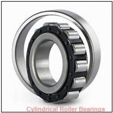 4.331 Inch | 110 Millimeter x 9.449 Inch | 240 Millimeter x 1.969 Inch | 50 Millimeter  CONSOLIDATED BEARING NUP-322E Cylindrical Roller Bearings