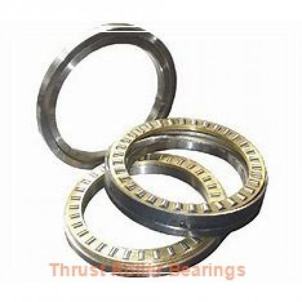 CONSOLIDATED BEARING NKX-60 P/6 Thrust Roller Bearing #1 image